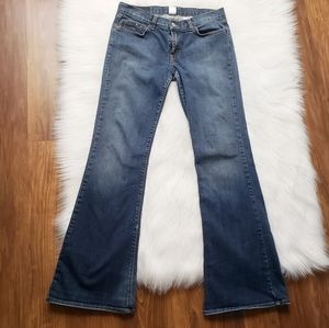 LUCKY BRAND blue Jeans SWEET  'N LOW size …